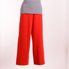Pantalon L'indispensable Rouge