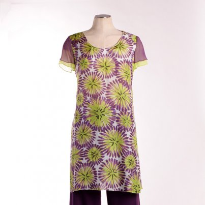 Robe Tunique Flotille Tournesol